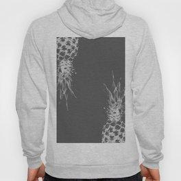Pineapples on grey Hoody