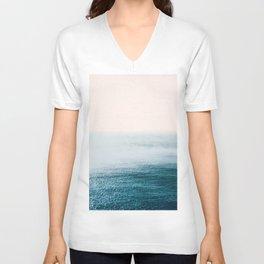 Ocean Fog Unisex V-Neck