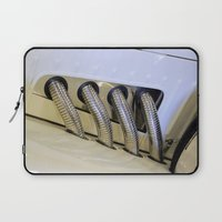 custom Laptop Sleeves featuring Custom Car by Brian Raggatt