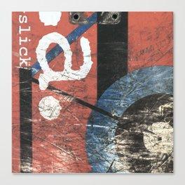 S.M.A., Natas Kapaus, Slick, 1992 Canvas Print