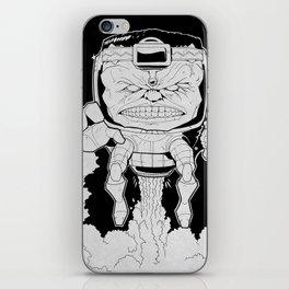 Mental Organism Designed Only for Killing iPhone Skin
