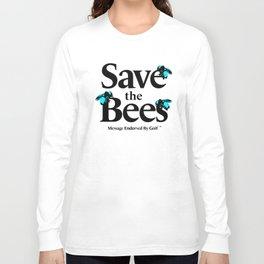 SAVE THE BEES - GOLF WANG Long Sleeve T-shirt