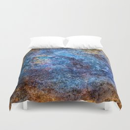 Galaxy Series: Number Seven Duvet Cover