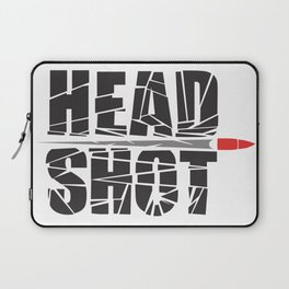 Headshot Laptop Sleeve