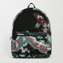 marble mess Backpack