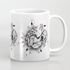 Little Fox Pink Version  Mug