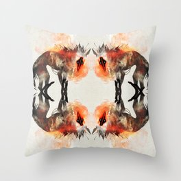 Spread the Fire Throw Pillow