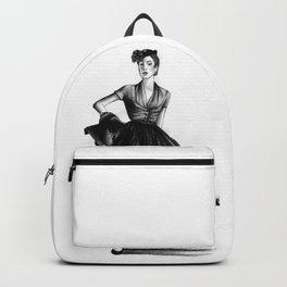 Fashion 1950 Backpack