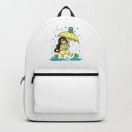 Best Frog Girl - Tsuyu Asui Backpack