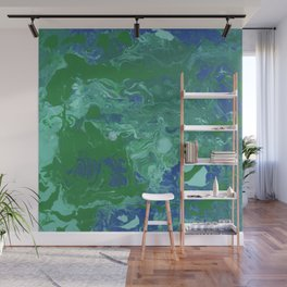Paint Pouring 41 Wall Mural