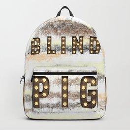 Blind Pig Backpack