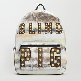 Blind Pig Backpack