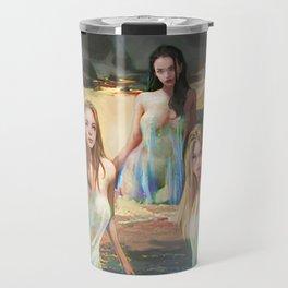 "Sirens (""Charm of of the Ancient Enchantress"" Series) Travel Mug"