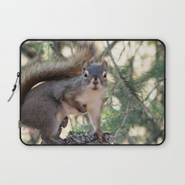 And Who Are You? Laptop Sleeve