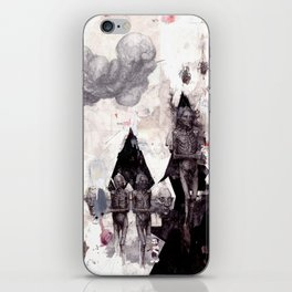 Faces of Death iPhone Skin