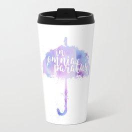 Gilmore Girls, In Omnia Paratus Travel Mug