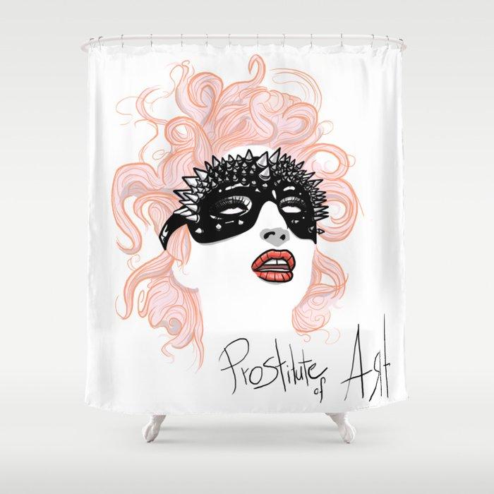 Shower prostitute