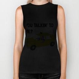 You talkin' to me? Biker Tank