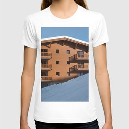 Mountain chalet, holiday home T-shirt