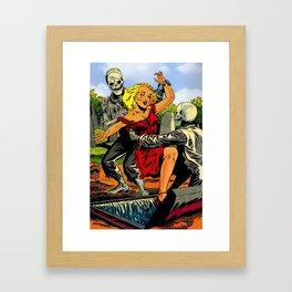 1949 Framed Art Print
