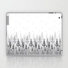 White field Laptop & iPad Skin