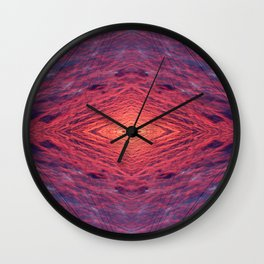 Highway to Heaven Wall Clock