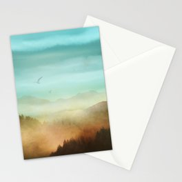 Autumn Flight Stationery Cards