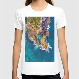Global Peninsula View (Color) T-shirt