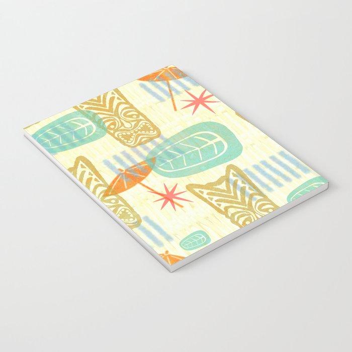 TIKI On The Beach Notebook