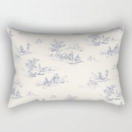 Animal Jouy Rectangular Pillow