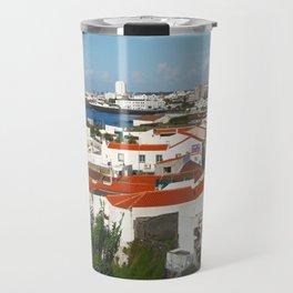 Sao Miguel, Azores Travel Mug
