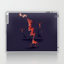 lightning rod Laptop & iPad Skin