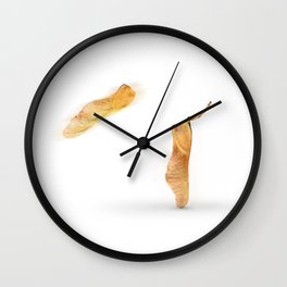 Ballet dancer Wall Clock