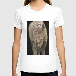 Rihno Love Art T-shirt