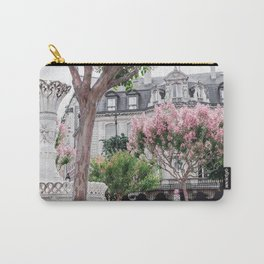 Blooming Fountain Carry-All Pouch
