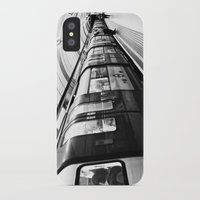 subway iPhone & iPod Cases featuring SUBWAY by MarianaManina