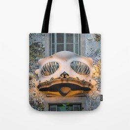 Battle III Tote Bag
