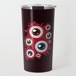 Bloody eyeballs Travel Mug