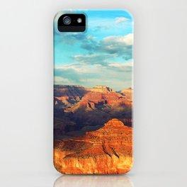 Grand Canyon - National Park, USA, America iPhone Case