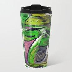 Passion (oil on canvas) Metal Travel Mug