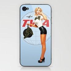Vivian iPhone & iPod Skin