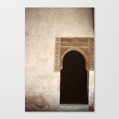 Alhambra Canvas Print