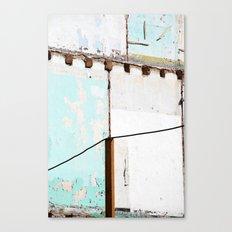 No memories left Canvas Print