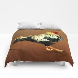 Mr Rooster Comforters