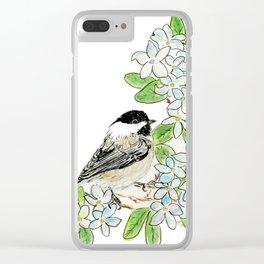 Massachusetts Clear iPhone Case