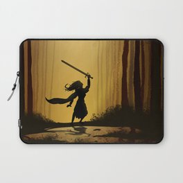 Victory over the darkness Laptop Sleeve