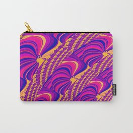 Swirls and Curls... Carry-All Pouch