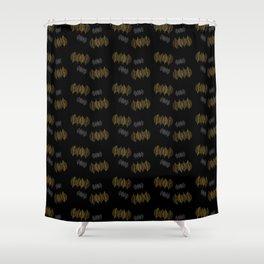 Foliage Pattern Shower Curtain