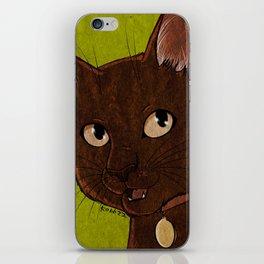 Daddy Cat iPhone Skin