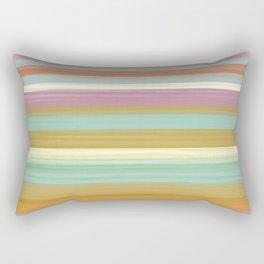 Summer Stripe Rectangular Pillow
